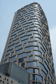 Download Modern Hotel Architecture stock image. Image of buildings -  25518227