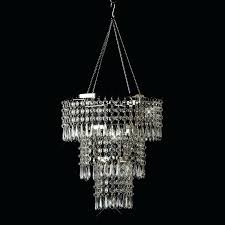 beaded crystal chandelier chandelier beaded acrylic regarding attractive residence acrylic crystal chandelier remodel 1930s french crystal