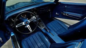1971 Chevrolet Corvette Convertible | F87 | Monterey 2015