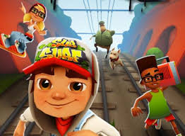 subway surfers by 9game
