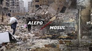Resultado de imagen de El Estado Islámico lanza su segundo ataque químico en Mosul en dos días