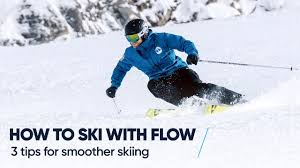 HOW TO <b>SKI</b> WITH FLOW | 3 Tips for smoother <b>skiing</b> - YouTube