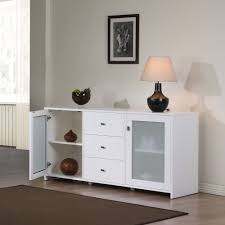 white buffet cabinet.  Cabinet Image Of New Modern Buffet Sideboard With White Cabinet