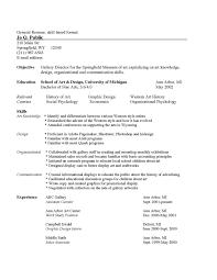 Correct Resume Format Elegant Proper Format For Resume Resume