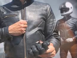 union garage brings the black leather motorcycle jacket into the 21st century