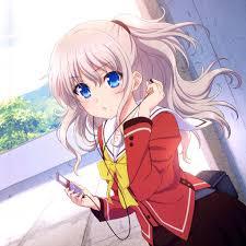 Chalorette Anime Girl Cute Art ...