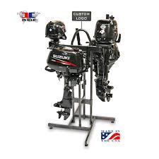 Outboard Motor Display Stand Engine Display Tree 100100hp 1000hp Models 2
