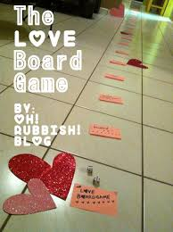 the love board game