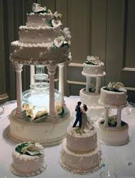 58 Best Fountain Wedding Cakes Images Fountain Cake Fountain