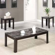 coaster fine furniture 3 piece accent table set