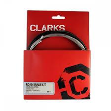 Clarks Black Brake Rear Cables <b>Universal MTB</b> And <b>Road Bikes</b> ...