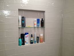 home designs glass shelves on best elegant shower niche with tempered glass shelf marazzi middleton