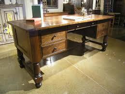 Decorative Cherry Wood Office Desk