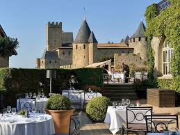 Luxury Hotel Carcassonne Hotel De La Cité Carcassonne Mgallery