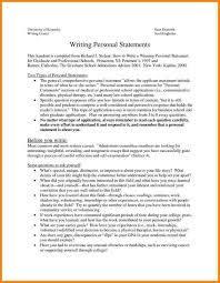 how to format a personal statement pay statements how to format a personal statement high school personal statement essay examples 9 jpg