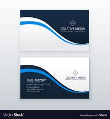 Business Cards Professional Design Examples Card Font Hvac