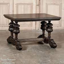 dolphin coffee table antique century renaissance style dolphin coffee table dolphin coffee table new