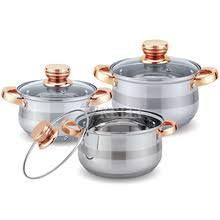 Набор посуды <b>Kelli</b> KL-4216, 6 предметов - купить недорого в ...