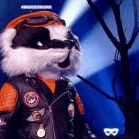 Masked singer uk season 2: Badger Gif By The Masked Singer Uk Find Share On Giphy