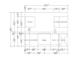 standard countertop