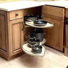 kitchen cabinet blind corner solutions storage accessories organization upper