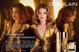 guerlain parure gold fall 2019 makeup