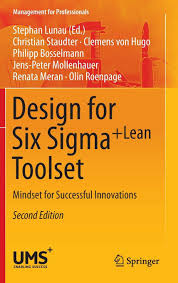 Design For Six Sigma A Practical Approach Through Innovation Buy Design For Six Sigma Leantoolset Mindset For