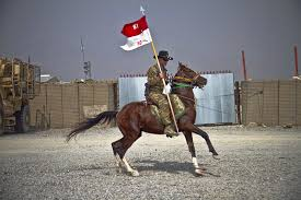 Us Army Cavalry Why Are Cavalry Guidons Flags Red And White Rallypoint