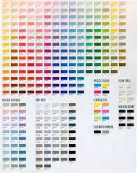 Ral To Pantone Conversion Chart 31 Exhaustive Pantone Ncs Conversion Chart
