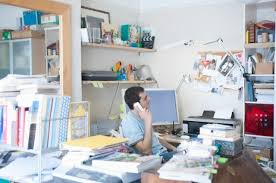 home office multitasking. plain office with home office multitasking a
