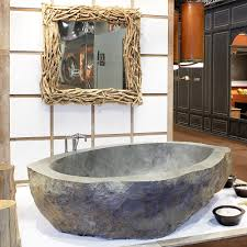 elise wht freestanding stone bathtub cast tubs with best quality aquatica usa diy home decor forest granite