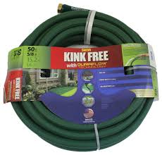 swan kink free 5 8 in x 50 ft garden hose traditional garden hoses by great garden supply