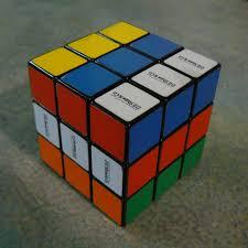 Rubik's Patterns Gorgeous Rubik's Cube Challenge FSU SPS Blog