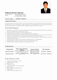 Construction Foreman Resume Examples Russiandreams Info