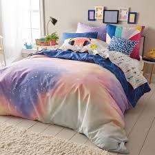 scribble twilight comforter and sham set multi com