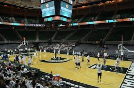Breslin Center Section 109 Rateyourseats Com