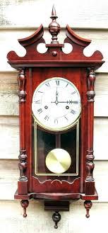 wall clocks that chime chime clocks wall linden chime wall clock chime clocks wall hermle wall