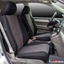 custom fit neoprene front seat covers
