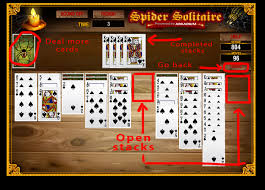 fall into season with a game of spider solitaire at pch