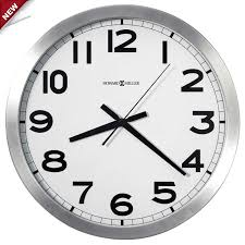 office wall clocks large. 625450 Howard Miller 15-3/4\ Office Wall Clocks Large USA