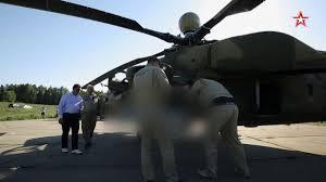 Два новейших вертолета Ми-28НМ переданы Минобороны ...