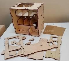 Wooden Vending Machine Custom DIY Arcade Cabinet Kits More Venduino