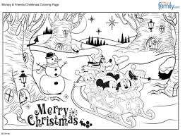 Small Picture Christmas Coloring Pages Printable Disney Coloring Pages