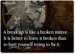 40 Best Break Ups Quotes Sad Sayings Images Golfian Beauteous Scorpio Break Up Quote