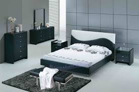 Image of: Black White Bedroom Furniture 1390
