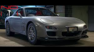 Mazda RX-7 Spirit R (2002) - Stock - NFS2015 Sound - YouTube