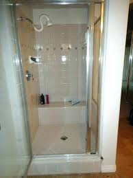 corner shower stalls. Corner Shower Stalls Stall With Seat Corner Shower Stalls L