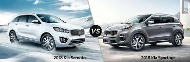 2018 kia sorento. perfect sorento 2018 kia sportage suv comparison with kia sorento s