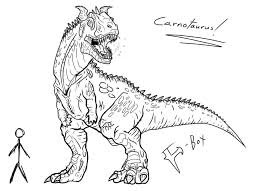 Kleurplaat Ark Survival Evolved 1000 Images About Coloring Pages To