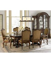 Dining Room Furniture SemiAnnual Home Sale Macys - Brown dining room chairs
